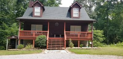 Smithville TN Single Family Home For Sale: $189,444