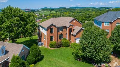 Franklin Single Family Home For Sale: 1029 N Clubhouse Ct