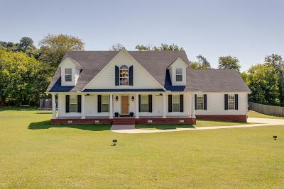 Pulaski Single Family Home Active Under Contract: 400 Williamsburg Dr