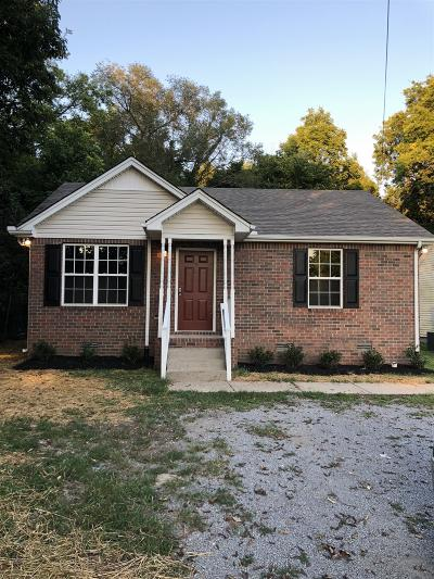 Madison Single Family Home For Sale: 119 Lanier Dr