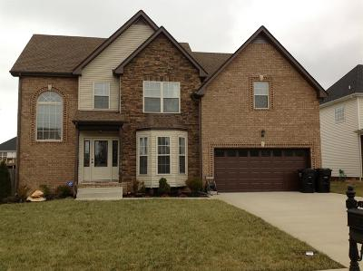 Clarksville Rental For Rent: 1293 Chinook Circle