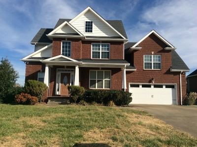 Clarksville Rental For Rent: 1517 Edgewater