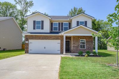 Murfreesboro Single Family Home For Sale: 3714 Pitchers Ln