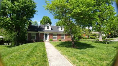 Columbia Single Family Home For Sale: 700 Terrace Drive