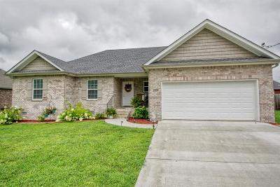 Shelbyville Single Family Home Active Under Contract: 335 Shelby Cir