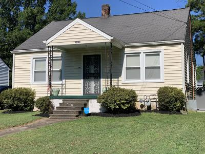 Columbia Single Family Home Active Under Contract: 2002 Denham Ave
