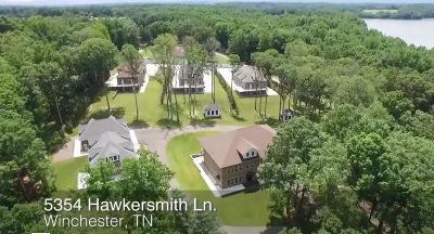 Franklin County Single Family Home For Sale: 3375 Hawkersmith Ln