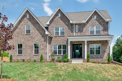 Mount Juliet TN Single Family Home Active Under Contract: $514,900