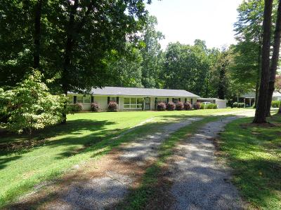 Lawrenceburg TN Single Family Home For Sale: $187,000
