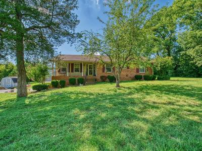 Madison Single Family Home Active Under Contract: 745 E Campbell Rd