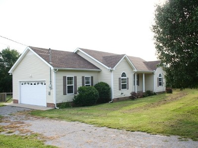 Lewisburg Single Family Home For Sale: 2707 Liberty Valley Rd