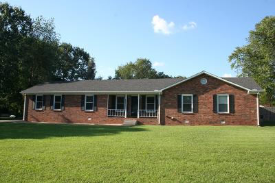 Murfreesboro Single Family Home For Sale: 286 Amherst Dr
