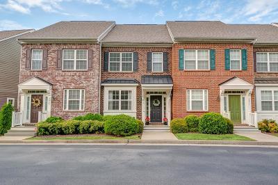 Nashville Condo/Townhouse For Sale: 4831 Bevendean Dr