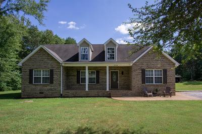 Marshall County Single Family Home Active Under Contract: 4729 Wildberry Ln