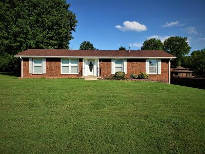 Old Hickory Single Family Home For Sale: 113 Mount Vernon Dr