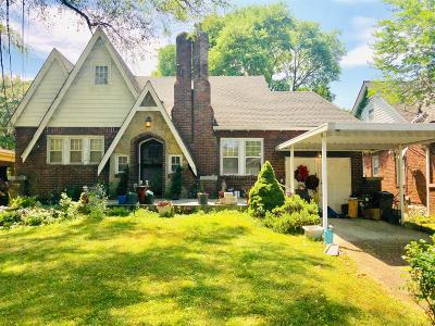 Madison Single Family Home For Sale: 718 Oakdell Avenue