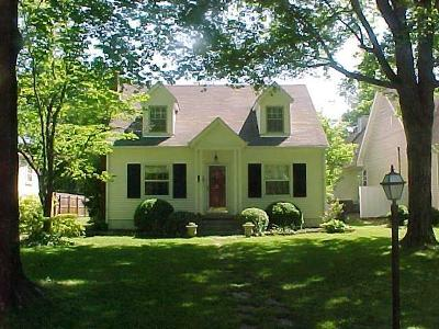 Clarksville Single Family Home Active Under Contract: 515 York Street