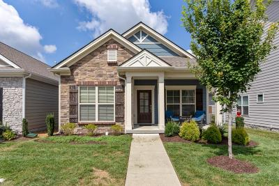 Nolensville Single Family Home For Sale: 1131 Frewin St