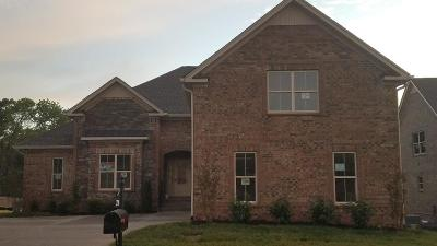 Nolensville Single Family Home Active Under Contract: 2236 Kirkwall; Lot 54