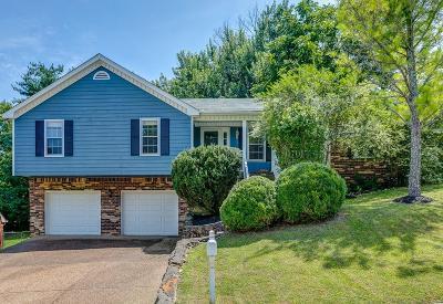 Nashville Single Family Home For Sale: 7504 Rolling River Pkwy