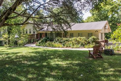 Nashville Single Family Home For Sale: 717 W Meade Dr