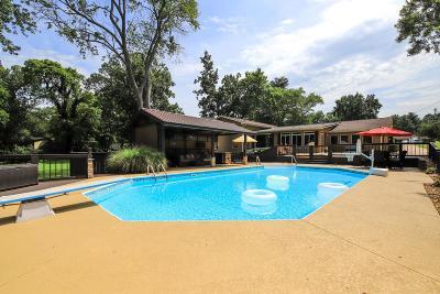 Hendersonville Single Family Home For Sale: 192 Cherokee Rd