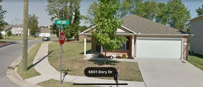 Antioch Single Family Home Active Under Contract: 5601 Dory Dr