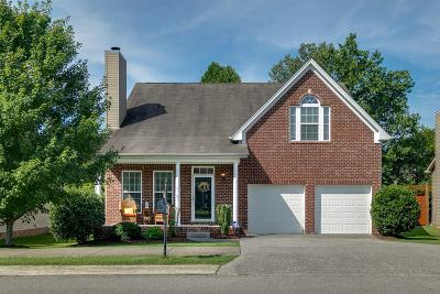 Spring Hill  Single Family Home For Sale: 1037 Countess Lane