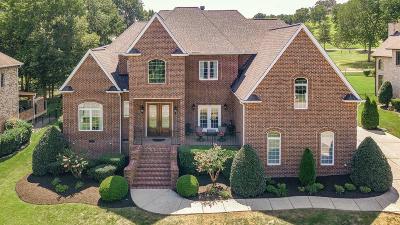 Lebanon Single Family Home For Sale: 629 Ridgecrest Ln