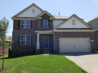 Smyrna Single Family Home For Sale: 4006 Grapevine Loop #604