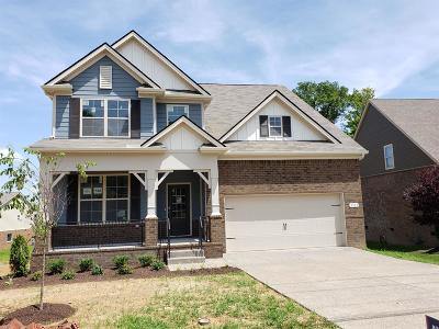 Smyrna Single Family Home For Sale: 3749 Montgomery Way #742