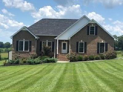 Shelbyville Single Family Home For Sale: 274 Naron Rd