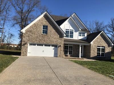 Murfreesboro Single Family Home For Sale: 810 Licinius Ln