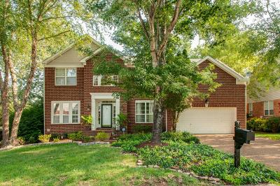Nashville Single Family Home Active Under Contract: 305 East Griffin Ct