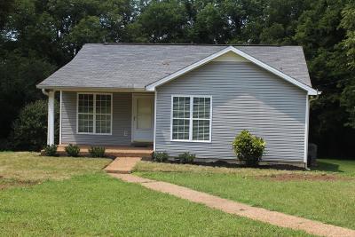 Nashville Single Family Home For Sale: 3135 Glencliff Rd