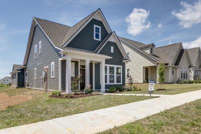 Spring Hill  Single Family Home For Sale: 772 Ewell Farm Drive #341