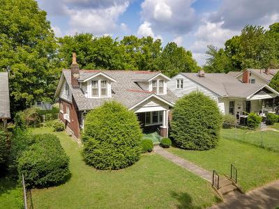 Nashville Single Family Home For Sale: 1114 N 5th St