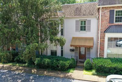 Nashville Condo/Townhouse For Sale: 4400 Belmont Park Ter Apt 226 #226