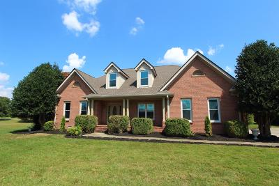 Clarksville Single Family Home For Sale: 4787 Sango Rd