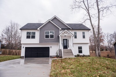 Clarksville Single Family Home For Sale: 39 Deer Hollow Estates