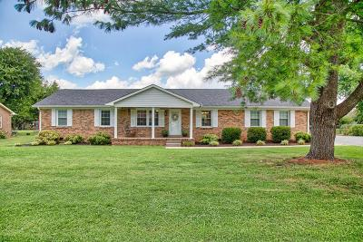 Murfreesboro Single Family Home For Sale: 5036 Creekside Dr