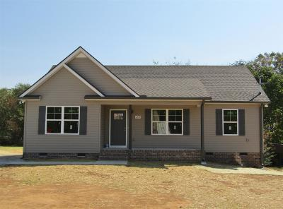 Lewisburg Single Family Home For Sale: 185 Freeman Dr