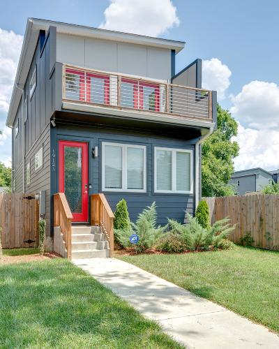 Nashville Single Family Home For Sale: 1912A 16th Ave N