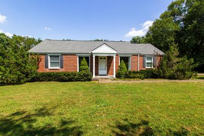 Single Family Home Active Under Contract: 4324 Morriswood Dr