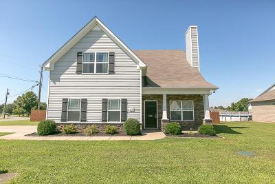 Murfreesboro Single Family Home For Sale: 1203 Halverson Dr