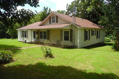 Lawrenceburg TN Single Family Home For Sale: $210,000