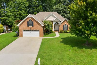 Clarksville Single Family Home For Sale: 2895 Prince Dr