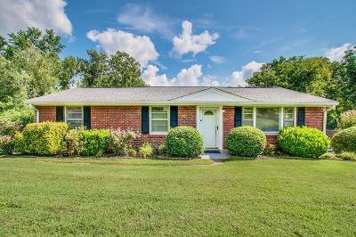 Nashville Single Family Home For Sale: 2312 Donna Hill Ct