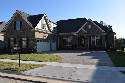 Nolensville Single Family Home For Sale: 3205 Burris Drive #65
