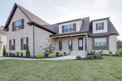Murfreesboro Single Family Home For Sale: 2949 Siegel Rd
